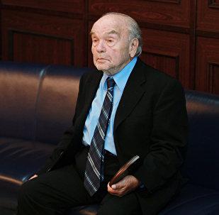 Композитор Владимир Шаинский, фото из архива