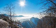 Böyük Qafqaz dağları