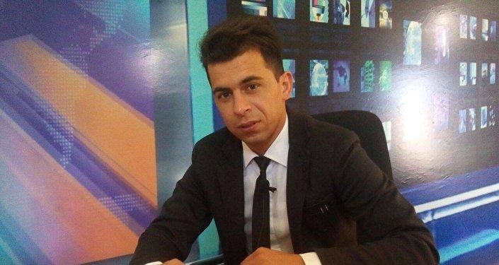 Сейид Али Салимов