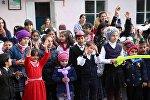 """Veysəloğlu """"Asan Könüllüləri"""" təşkilatı ilə birlikdə astaralı uşaqları sevindirib"""