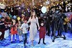 Праздничное веселье для детей, организованное Фондом Гейдара Алиева