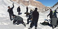 İtkin düşmüş alpinistlərin axtarışları