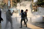 İranda qarşıdurma, 30 dekabr 2017-ci il