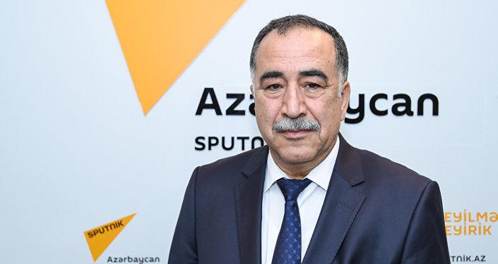 Atıcılıq federasiyasının vitse-prezidenti Rasim Rzayev