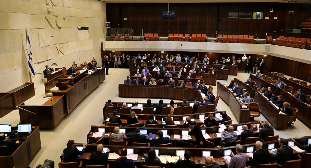 Парламент Израиля предварительно одобрил смертную казнь для террористов