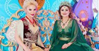 Невеста примерила на себя образ Хюррем Султан