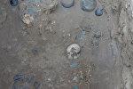 Археологические раскопки в Гяндже