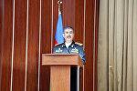 Министр обороны Азербайджана генерал-полковник Закир Гасанов в ходе встречи с офицерами по работе с личным составом