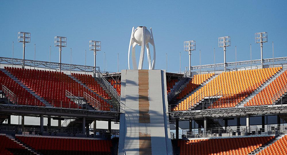Şimali Koreya olimpiya stadionu