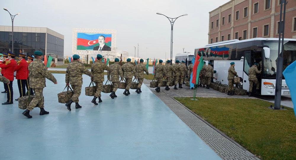 ВАфганистане стало больше миротворцев изАзербайджана