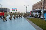 Азербайджанские миротворцы, участвующие в миссии НАТО Решительная поддержка в Афганистане
