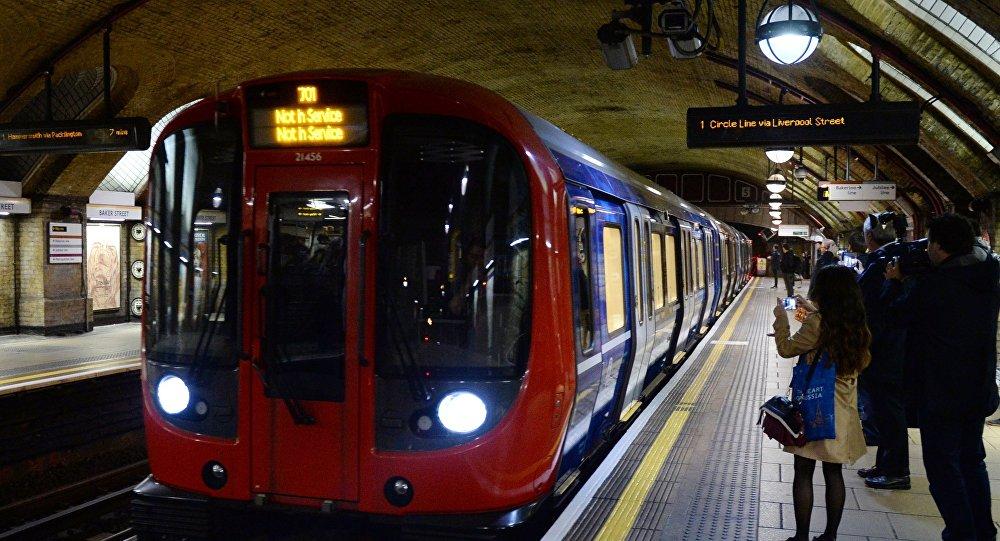 London metrosu