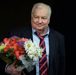 Актёр Михаил Державин, фото из архива