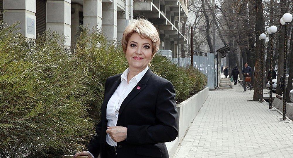 Кандидат медицинских наук Татьяна Дементьева