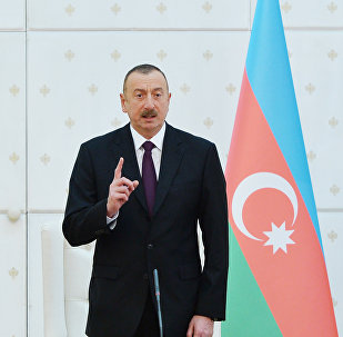 İlham Əliyevin