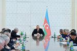 Заседание Кабинета Министров, посвященное итогам социально-экономического развития в 2017 году и предстоящим задачам