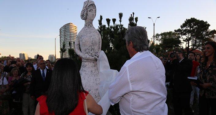 В Пунта-дель-Эсте открылась площадь Республики Армения.