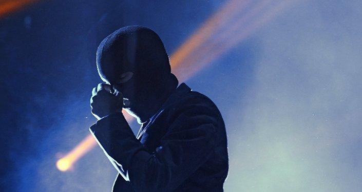 Человек в маске балаклавы. Архивное фото