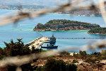 Yunanıstanın Girit adası sahilləri