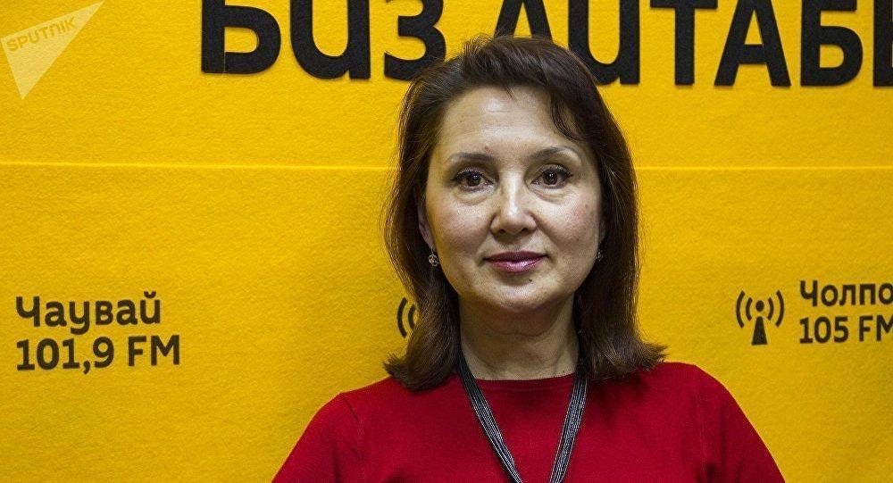 Ольга Лобанченко