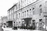 Tağıyev teatrının binası. XX əsrin əvvəlləri