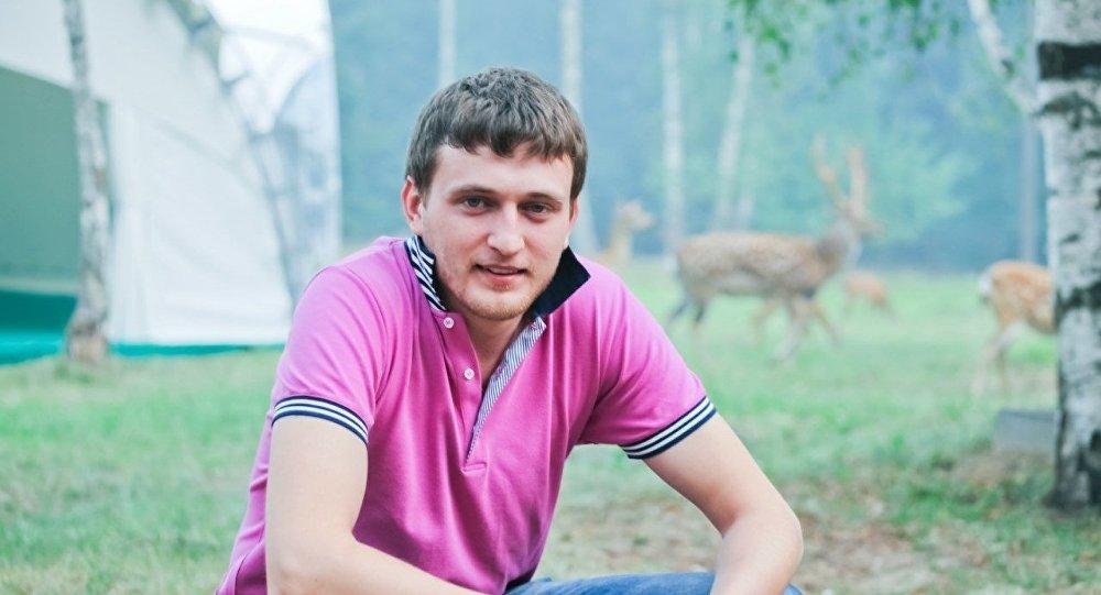 Общественный деятель, лидер движения Гражданское право Павел Пятницкий