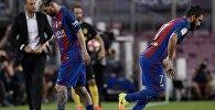 Messi və Arda Turan
