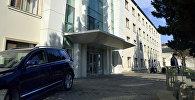 Центральная больница Лянкярана, фото из архива