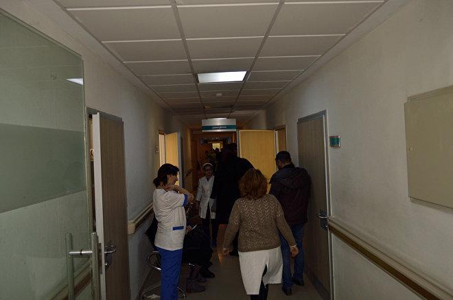 Центральная Районная Больница Ленкораньского района