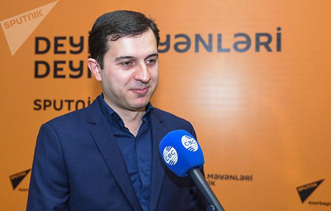 Vikipediyanın Azərbaycan versiyasının koordinatoru Elnur Eltürk
