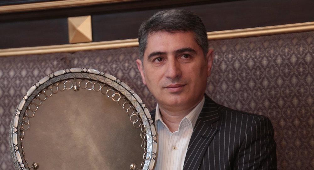 Заслуженный артист Азербайджана Тейюб Асланов