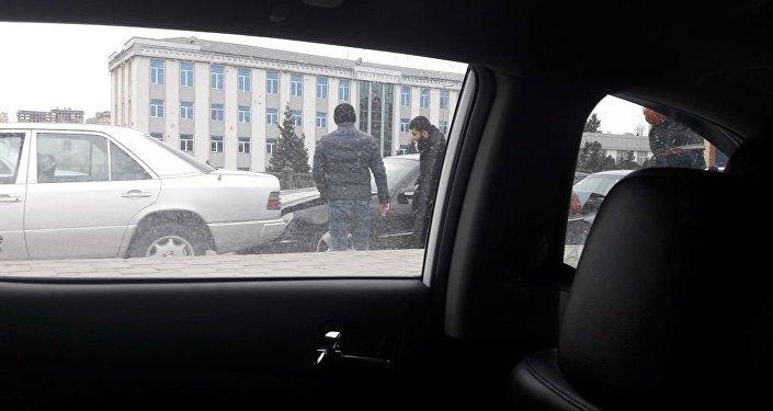Ziya Bünyadov prospektində qəza