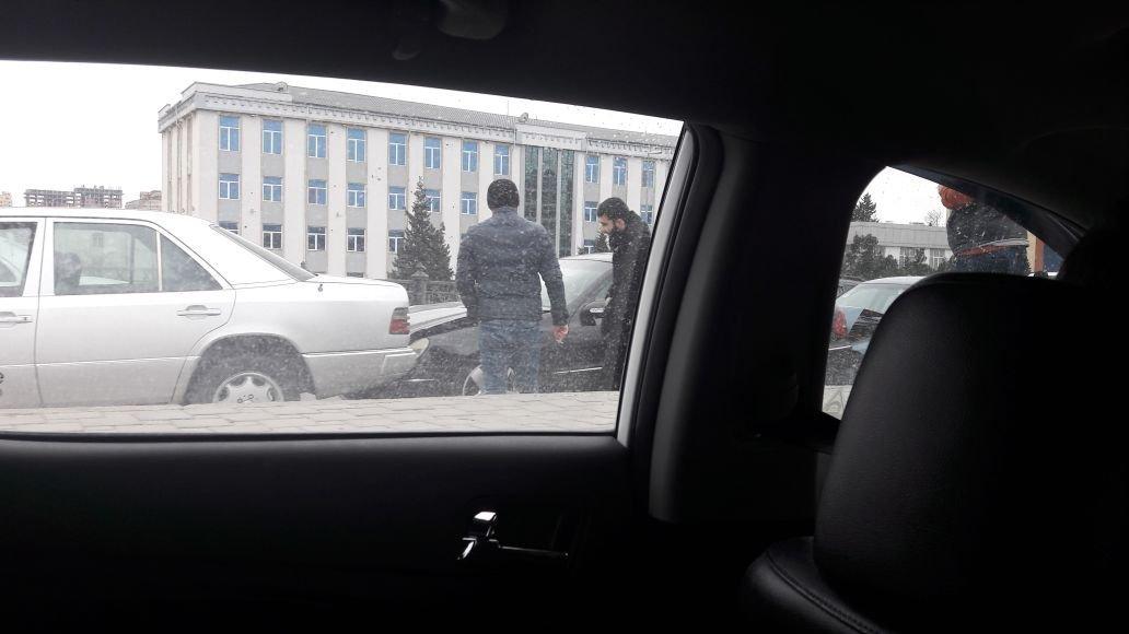 ДТП на проспекте Зии Буниятова