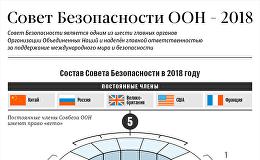 Совет Безопасности ООН в 2018 году