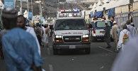Карета скорой помощи в Саудовской Аравии, фото из архива