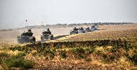 Türkiyə Silahlı Qüvvələri Suriyada