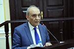 AMEA Dilçilik İnstitutunun direktoru Möhsün Nağısoylu
