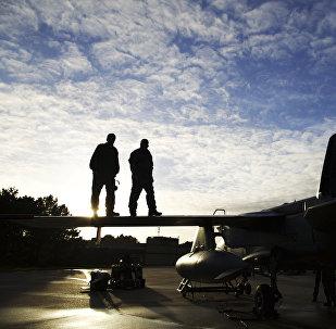 Солдаты ВС США в Сирии, фото из архива