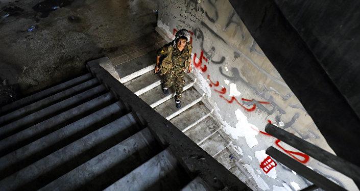 Турецкая армия начала операцию против курдов вСирии