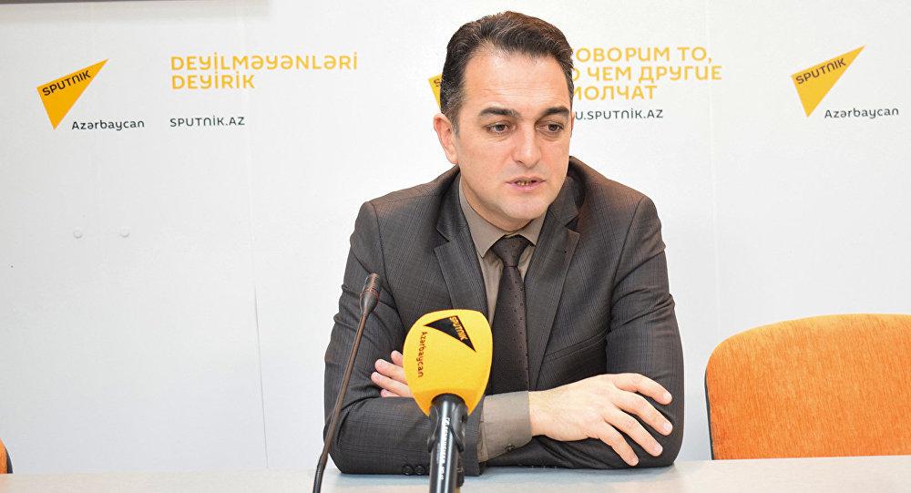 Председатель Экспертного центра по недвижимости Рамиль Османлы