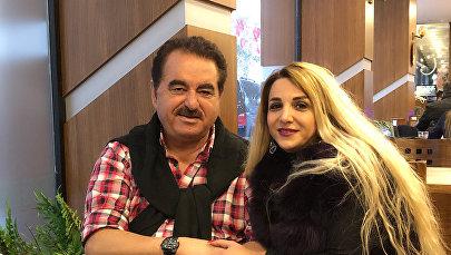 Земфира Ибрагимова и Ибрагим Татлысес