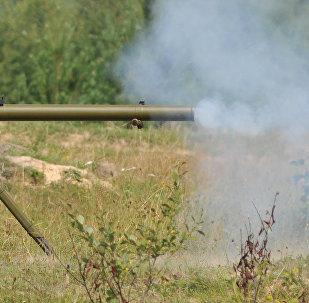 Стрельба из крупнокалиберного оружия, фото из архива