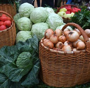 Сельскохозяйственная продукция, фото из архива