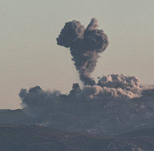 Результаты авиаударов турецких ВВС по позициям курдских боевиков в Сирии, 20 января 2018 года