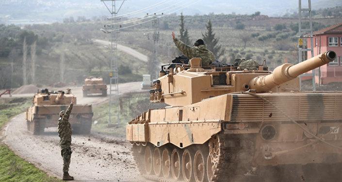 Турция нестремится кзахвату сирийских территорий, объявил Эрдоган