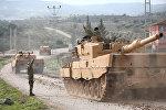 Türkiyə tankları