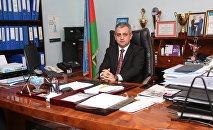 Təhsil İdman Mərkəzinin direktoru Natiq Lahıcov
