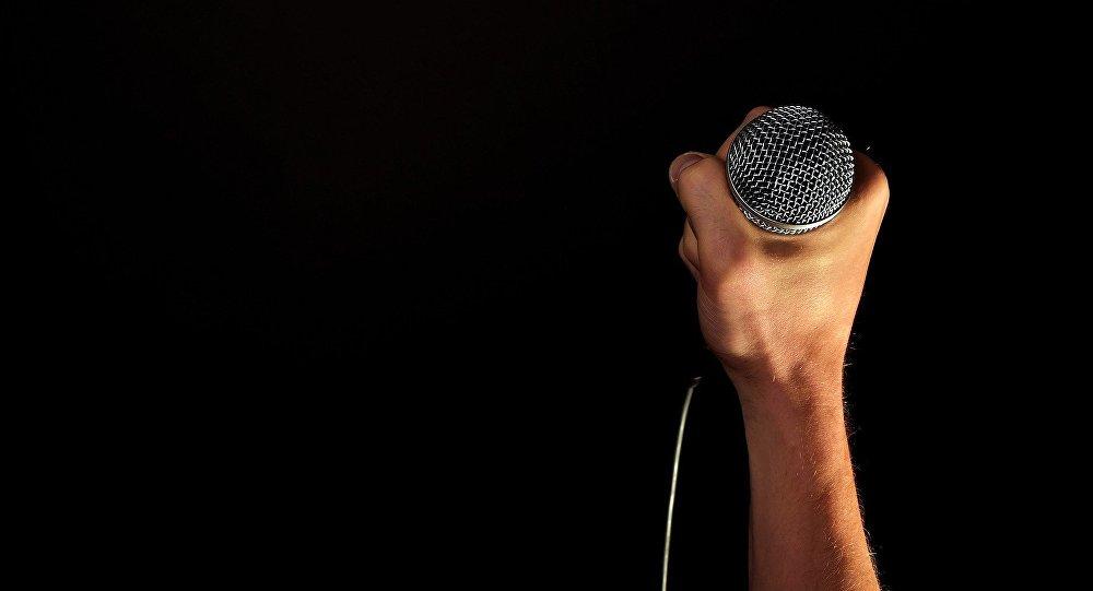 Mikrofon, arxiv şəkli