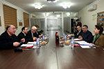 Ermənistan-Azərbaycan Vətəndaş Sülh Platformasının İdarə Heyətinin iclası