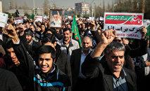 Антиправительственные митинги в Иране, 30 декабря 2017 года